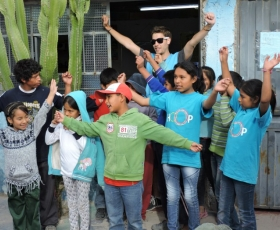 Helping Overcome Obstacles Peru