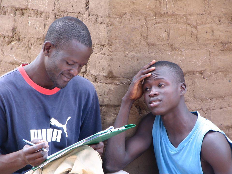 Ugandan men